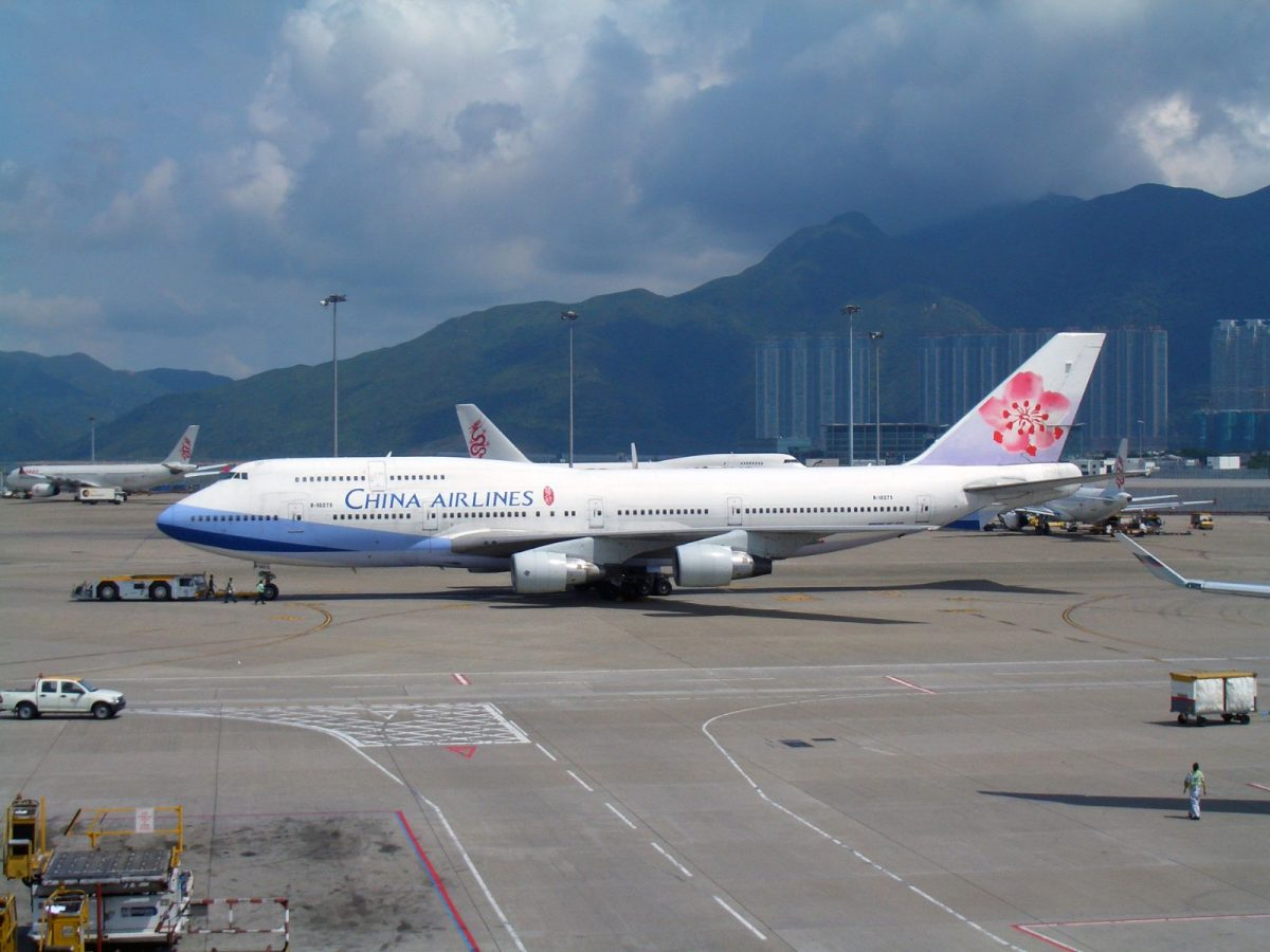 China Airlines launches three new freight route